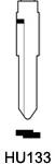 Profil lame HU133