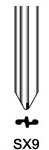 Profil lame SX9