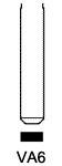 Profil lame VA6