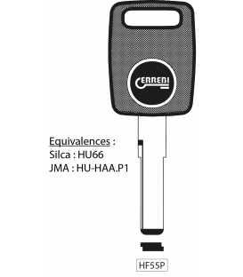 YM24P - Clé à transpondeur