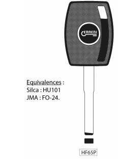 ZA19RP - Clé à transpondeur