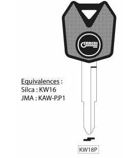 MAZ20 - Boitier télécommande 2 boutons pour Mazda 2, 3, CX5, RX8