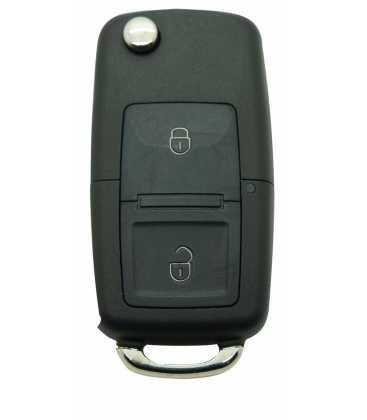 Coque compatible Volkswagen 2 boutons