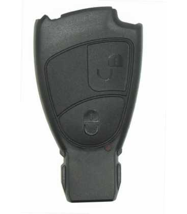 Coque Mercedes 2 boutons compatible