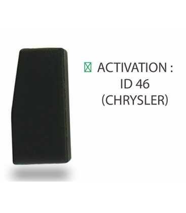 Transpondeur activation ID 46 Chryler