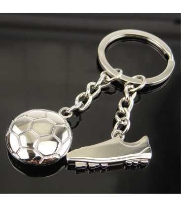 Porte clés Métal Foot