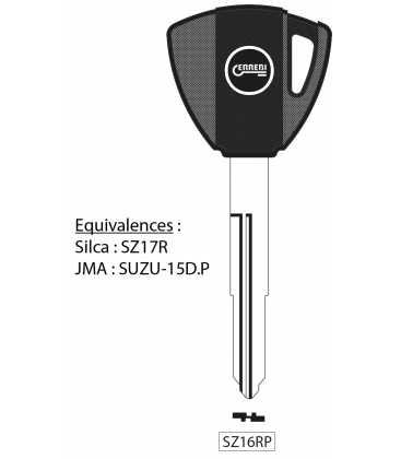 SZ16RP - Clé à transpondeur