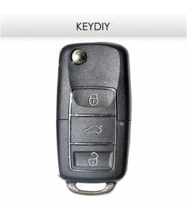 B01-BLACK Télécommande voiture universelle Keydiy 3 boutons