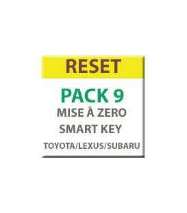 MiraClone - Déblocage Smart Key Toyota, Lexus, Subaru