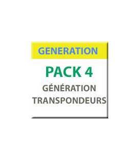 MiraClone - Génération transpondeurs