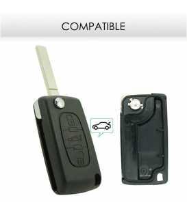 Télécommande compatible Peugeot 407