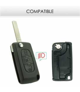 Télécommande compatible Citroën C4 et C6