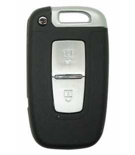 Coque Hyundai / Kia 2 boutons compatible