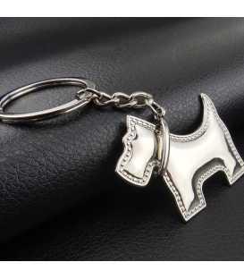 Porte clés Métal Fox