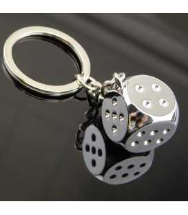 Porte clés Dé