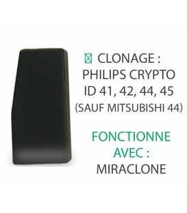 AD3 Transpondeur clonage ID41, 42, 44, 45